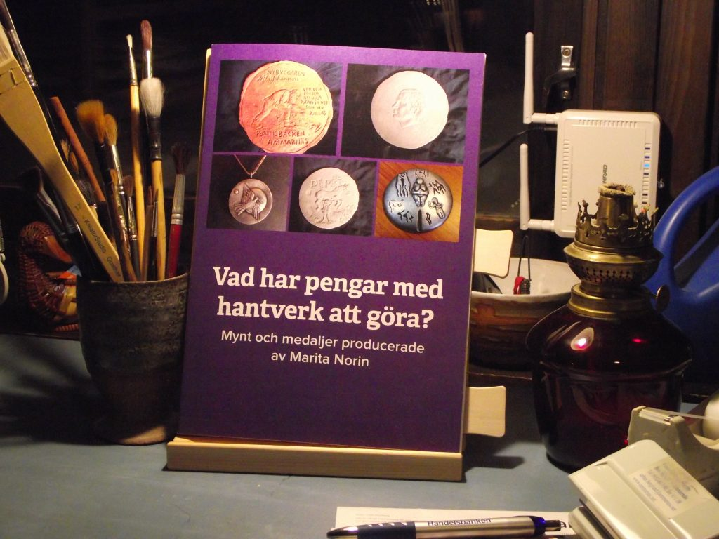 Katalog över mynt och medaljer.